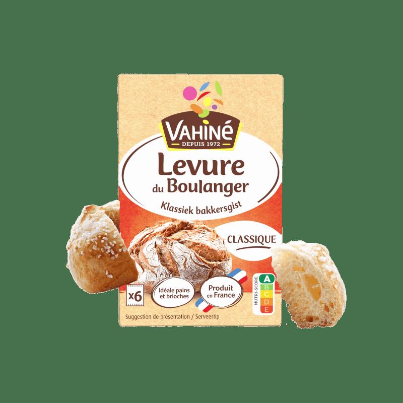 Levure Du Boulanger Traditionnelle Vahiné