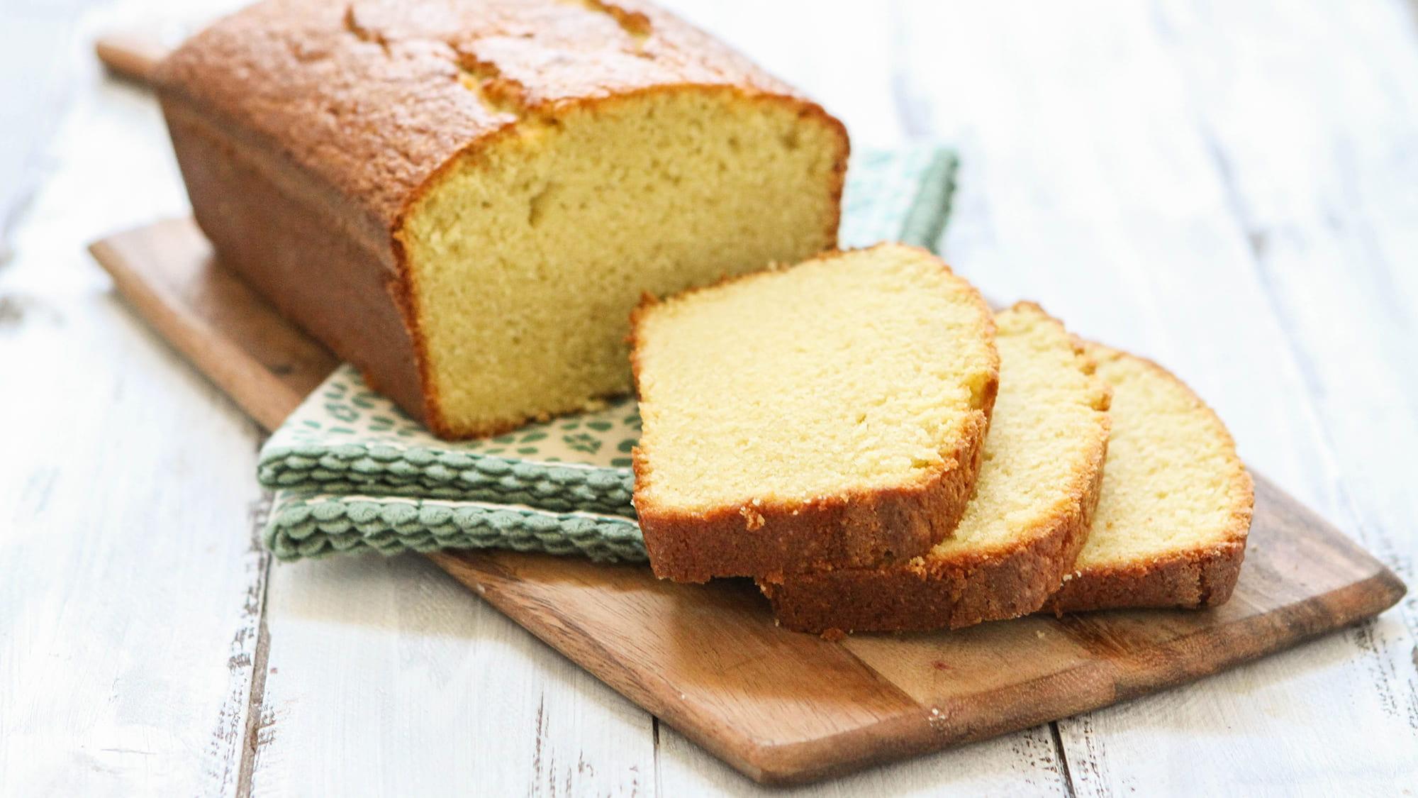 Gâteau au yaourt - Recette | Vahiné